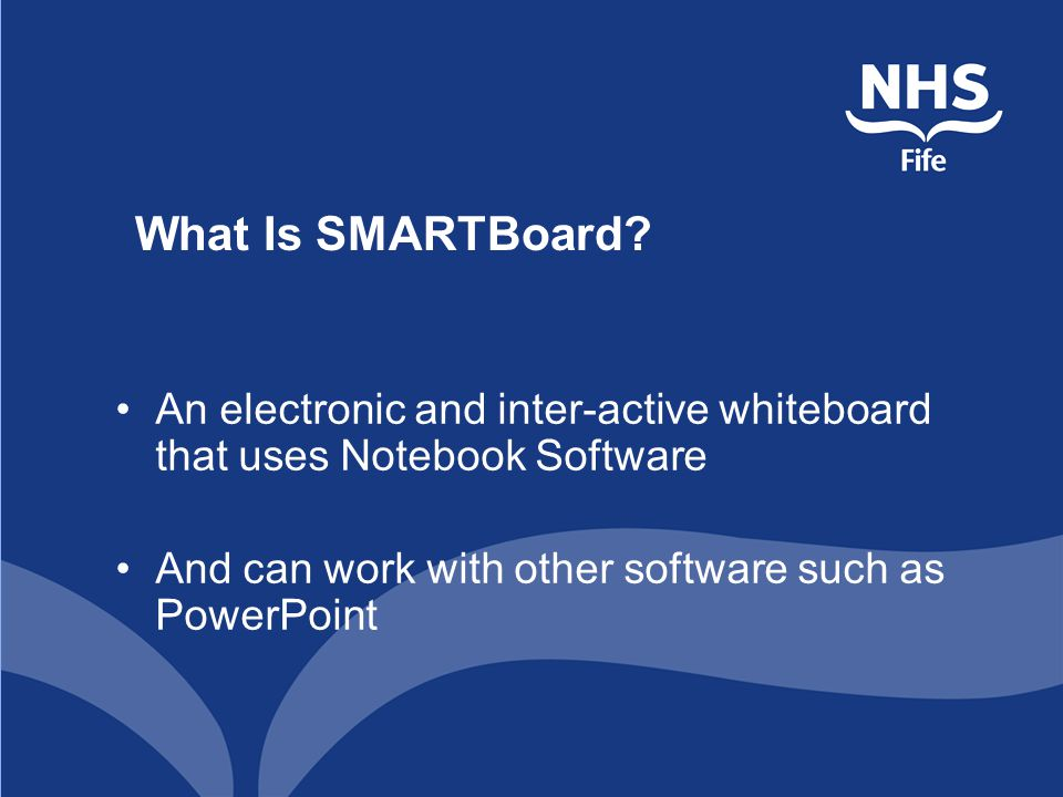 Smart Board Interactive Whiteboards Ann Sheach Education