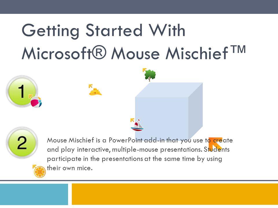 Mouse Mischief interaktív feladatkészítő program - ingyenes és látványosMouse Mischief interaktív feladatkészítő program - ingyenes és látványos