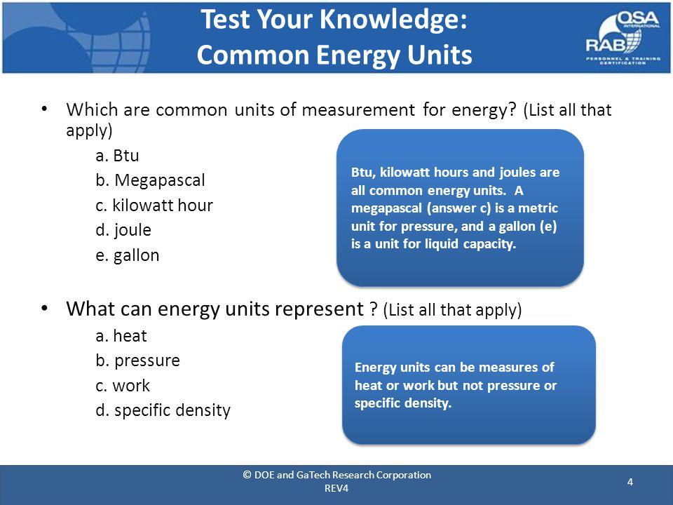 Measurement Sources 1 C Doe And Gatech Research Corporation Rev4 Ppt Download