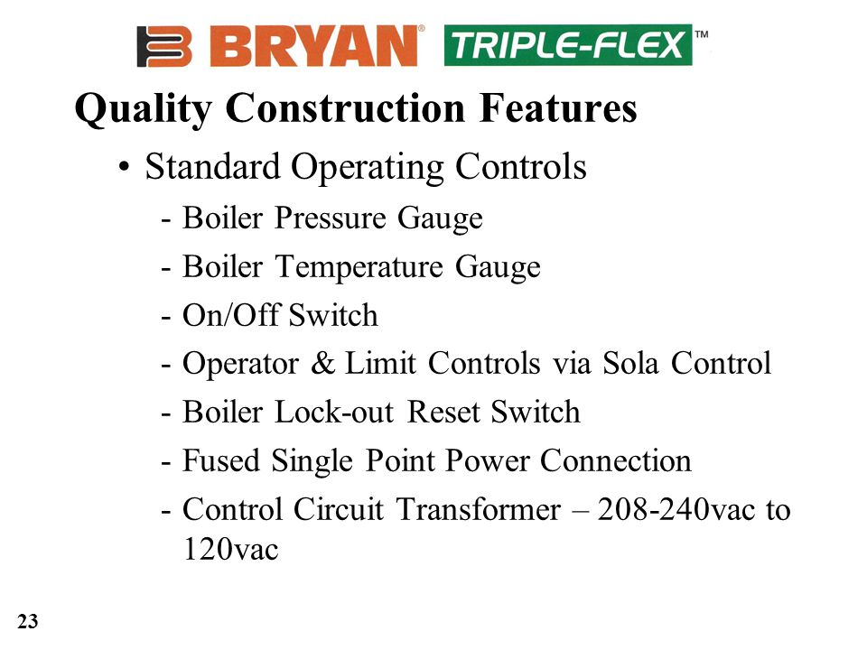 Tremendous Introduction To The Bryan 1 2 Quality Construction Features Wiring Cloud Usnesfoxcilixyz