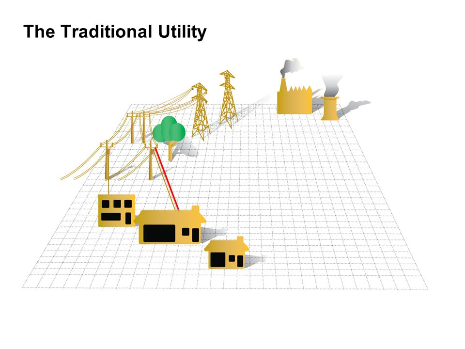 The Traditional Utility