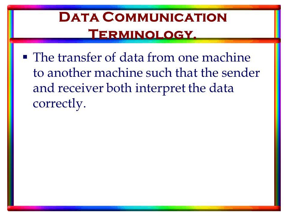 DATA TRANSMISSION TERMINOLOGY EBOOK DOWNLOAD
