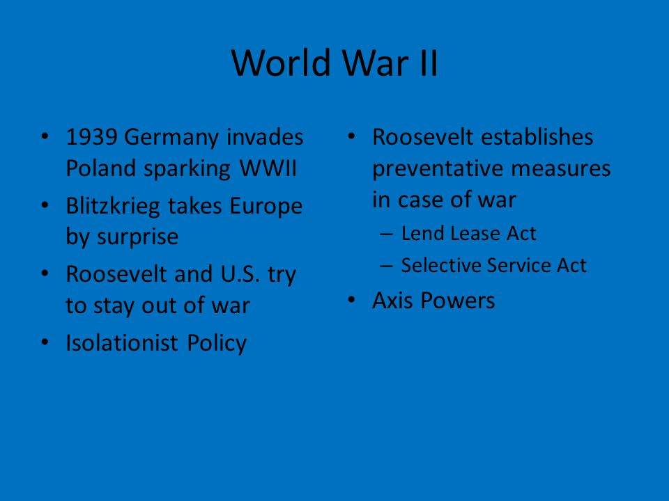 APUSH Unit 11 Outline VUS 10 11 And 12 World War II Cold