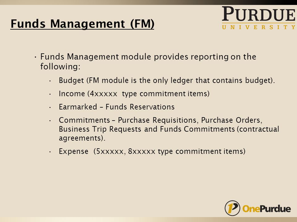 Understanding The Differences between the Financial Ledgers for