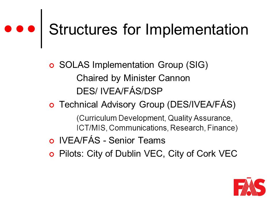 SOLAS Supporting Education Progression F2 Centre, Rialto