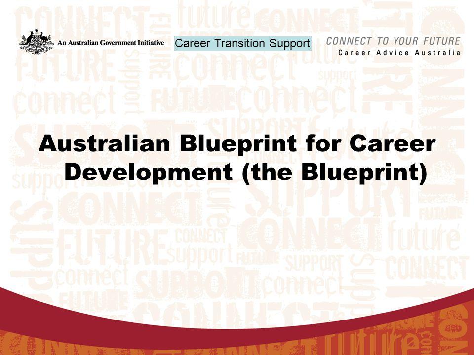 Australian blueprint for career development the blueprint career 1 australian blueprint for career development the blueprint career transition support malvernweather Images