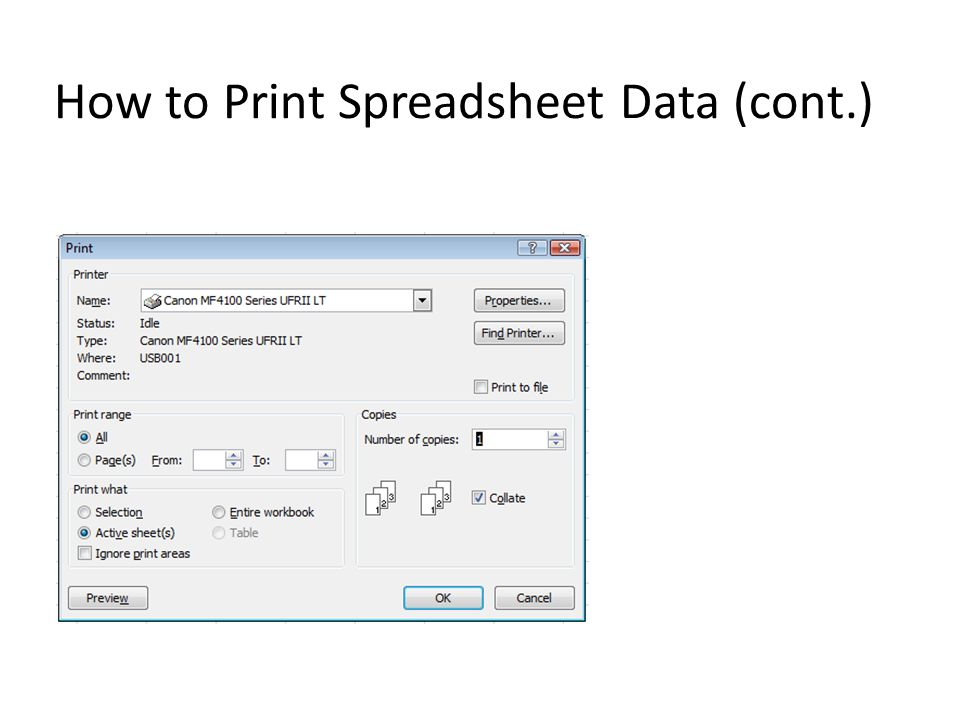 To specify the pages that you want to print, in the Print dialog box, under Print range, in the From and To boxes, type the pages that you want to print.