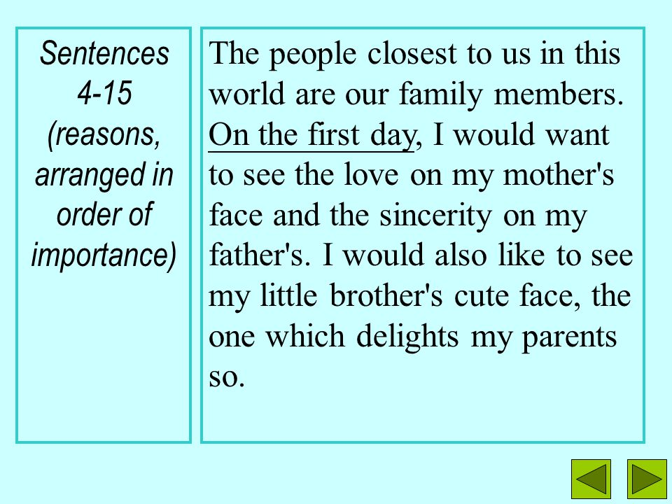 importance of father essay