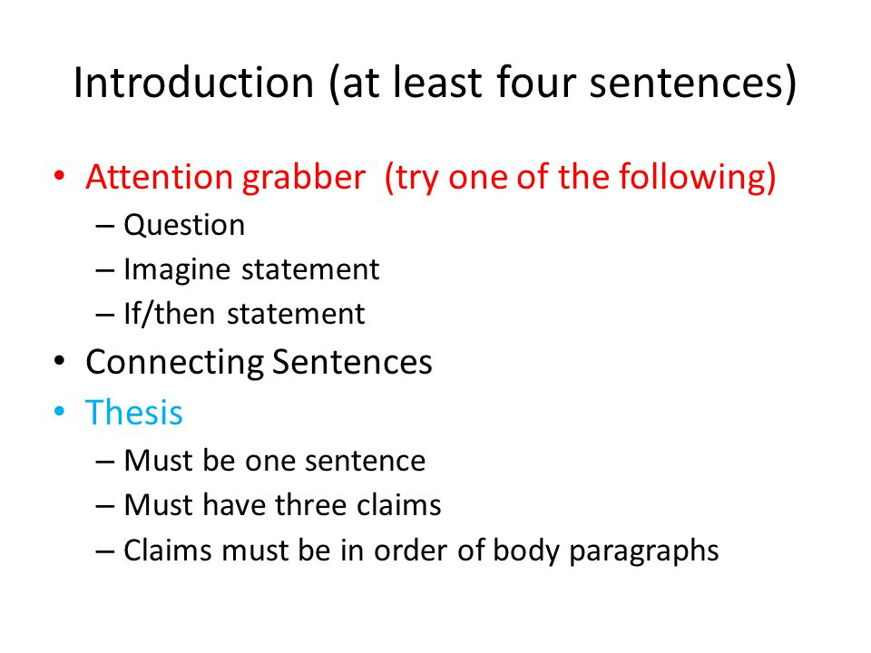 Interest-Grabbers to Use While Creating an Essay