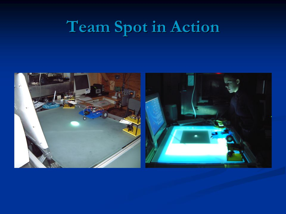 Team Spot in Action