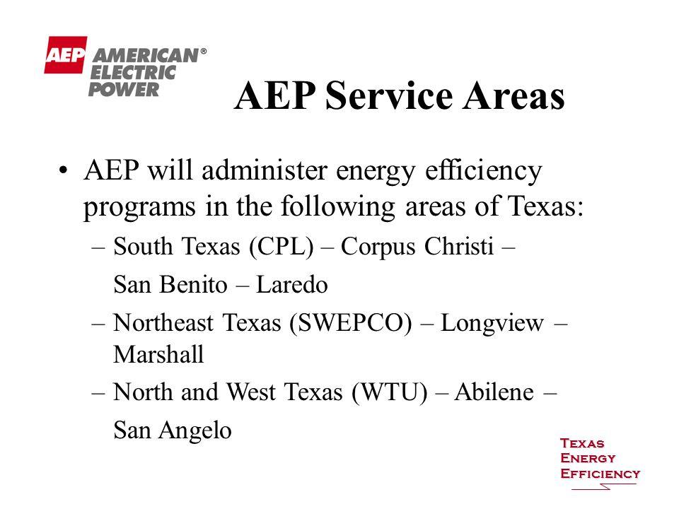 Texas Energy Efficiency Overview Of Energy Efficiency Program Offerings Ppt Download