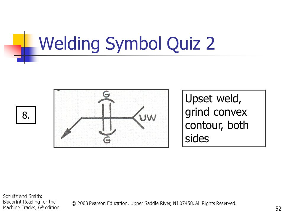 Welding Symbol Quiz Diagram Online Schematic Diagram