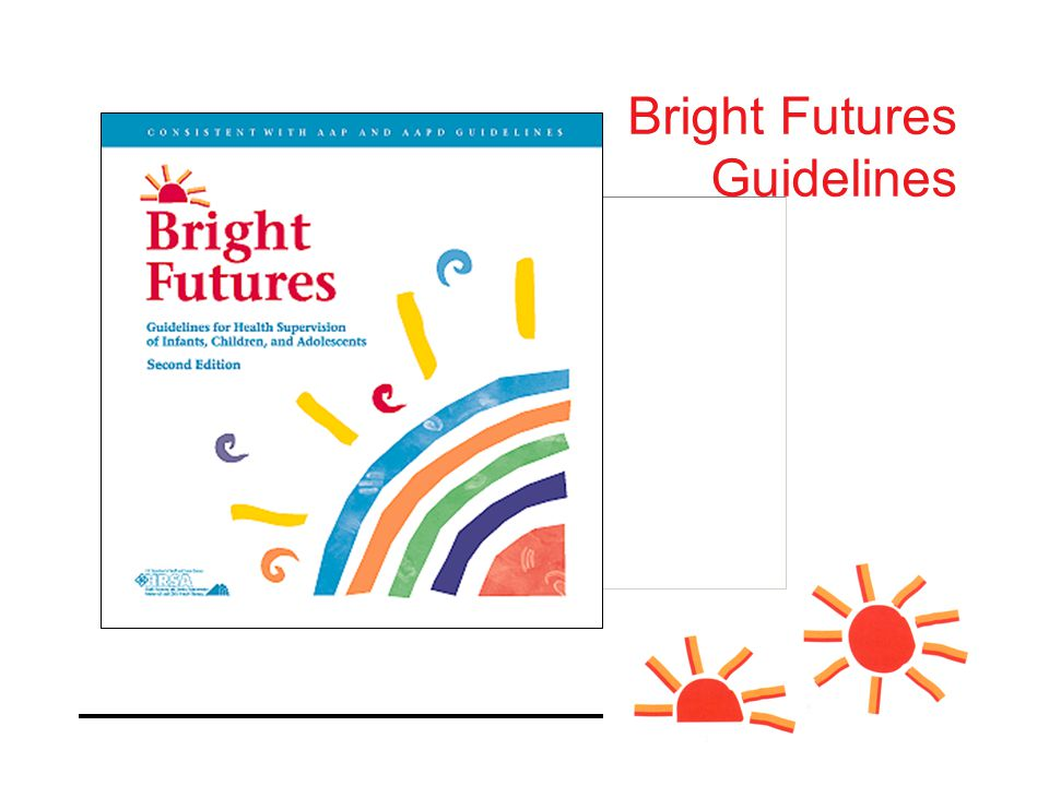 Bright Futures Guidelines