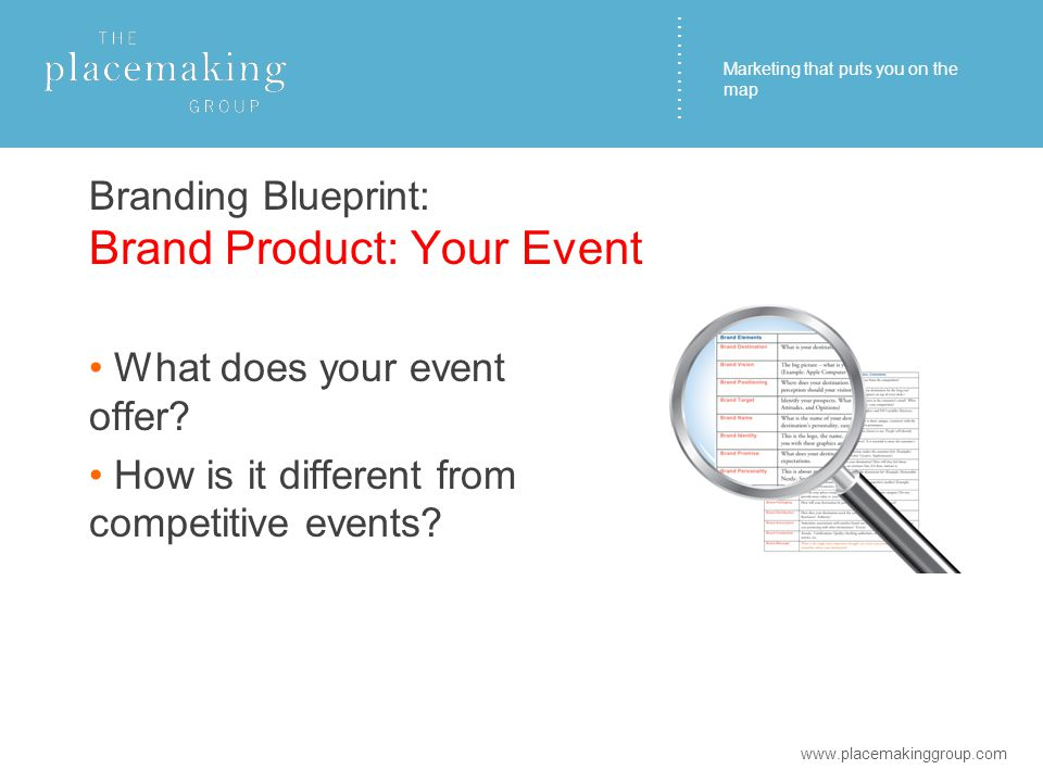 Presentation for ca downtown association annual conference october branding blueprint brand product your event what does your event malvernweather Image collections