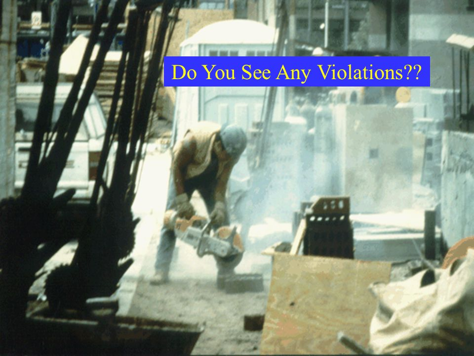 5/1/2015OSHA Office of Training & Education 28 Do You See Any Violations