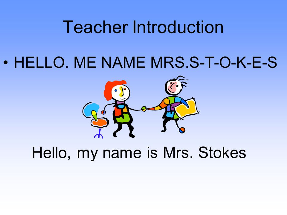 Greetings in asl american sign language i mrs stokes ppt download s t o k e s hello my name is mrs stokes m4hsunfo