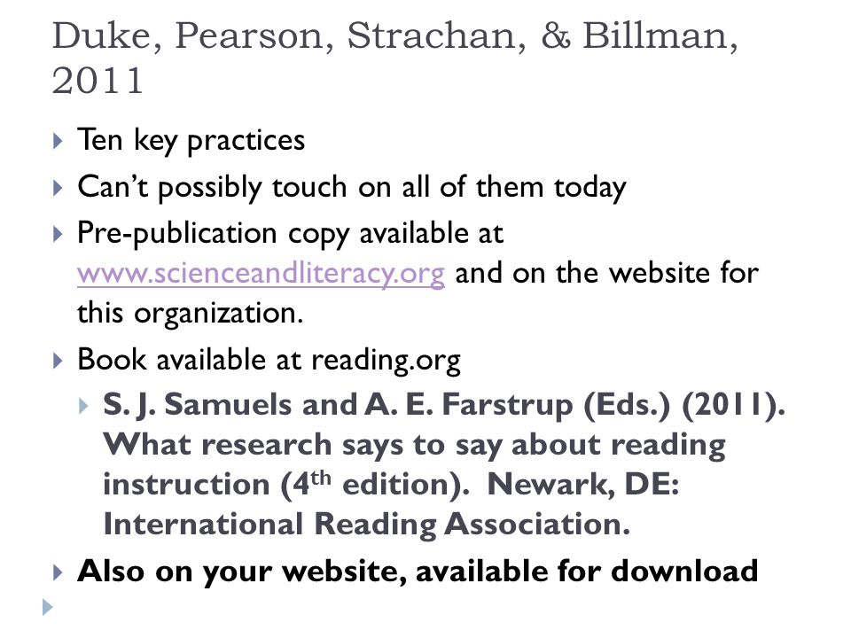 Tools For Improving Reading Comprehension P David Pearson Uc