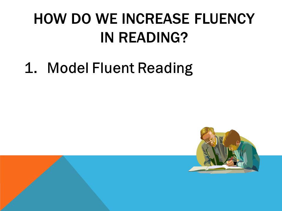 1.Model Fluent Reading
