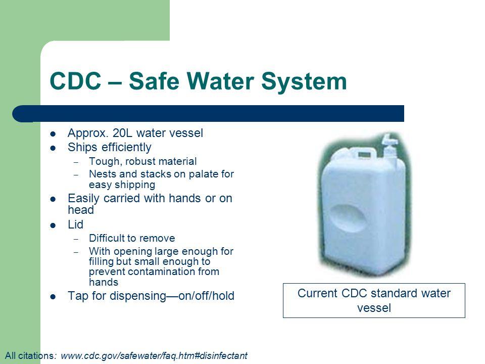 SafeSource : Designing a Better Safe Water Storage System