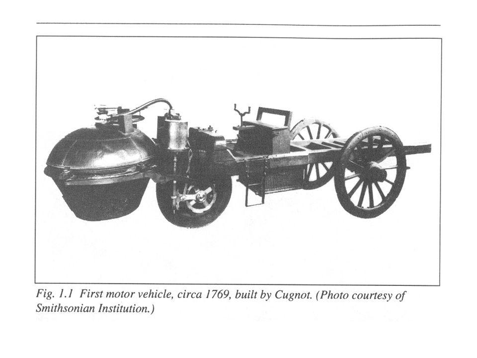 Antique Automobile Club of America * Nicholas-Joseph Cugnot ...
