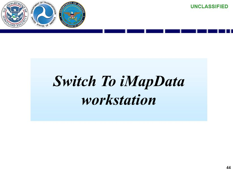 Mda data sharing coi pilot demonstration and flag review 17 october 44 unclassified ccuart Choice Image