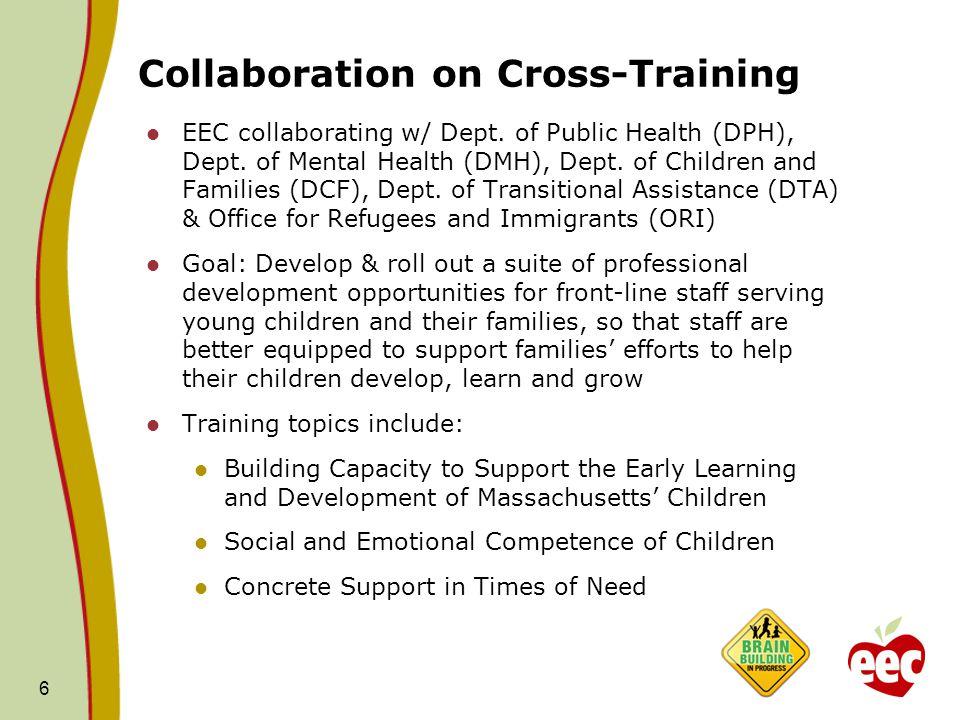 Interagency Partnerships February Intergency Partnerships: Goals