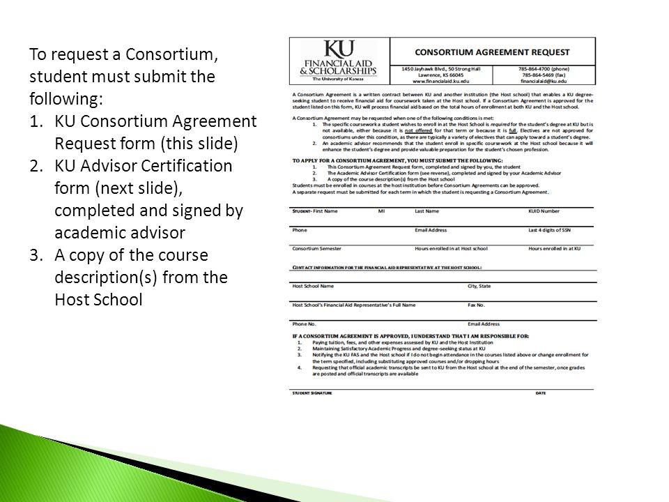 Rmasfaa Consortium Agreement A Written Agreement Between Two Or More