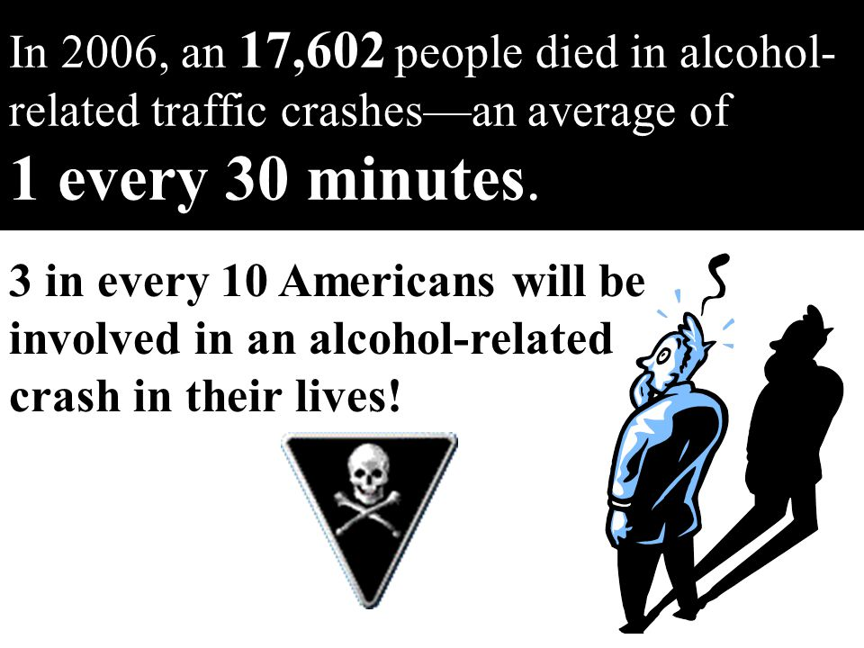 December: Drunk & Drugged Driving Awareness Month Deaths due to impaired driving are highest during the holiday season.