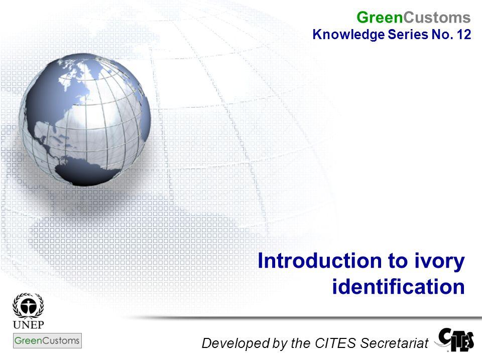 cites ivory identification