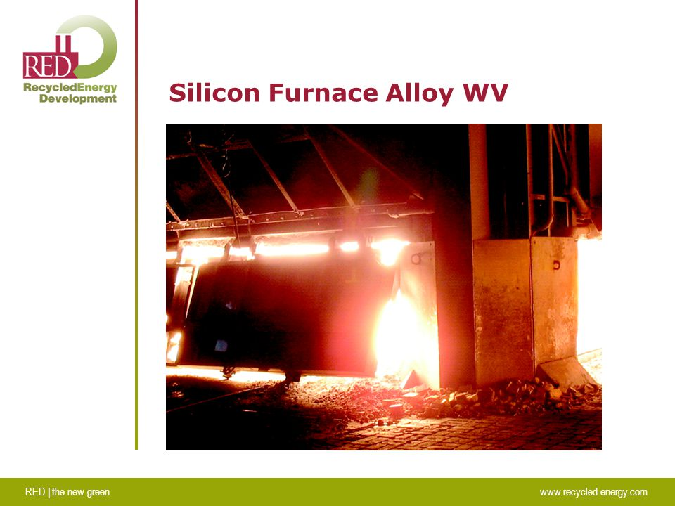 Silicon Furnace Alloy WV