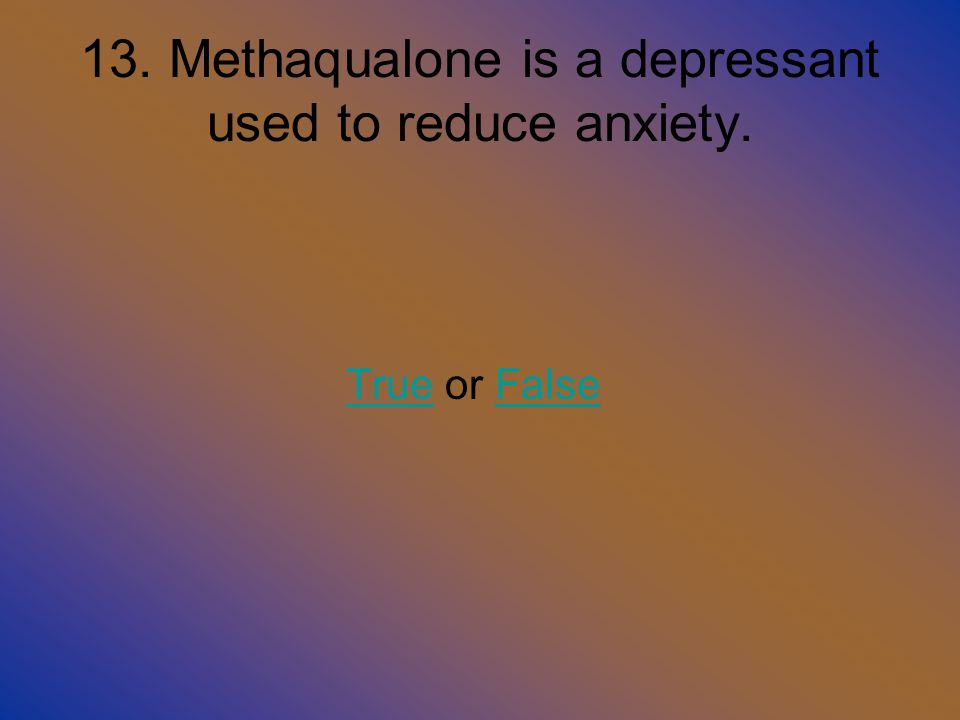 Correct Answer Tranquilizers are seen in many forms.
