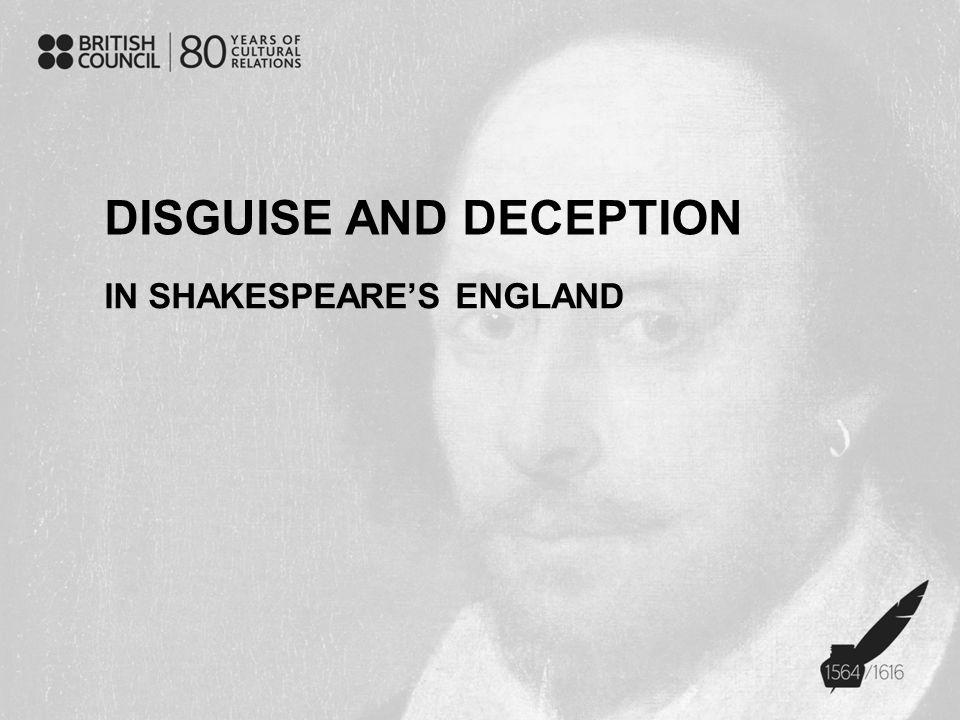 deception in shakespeare