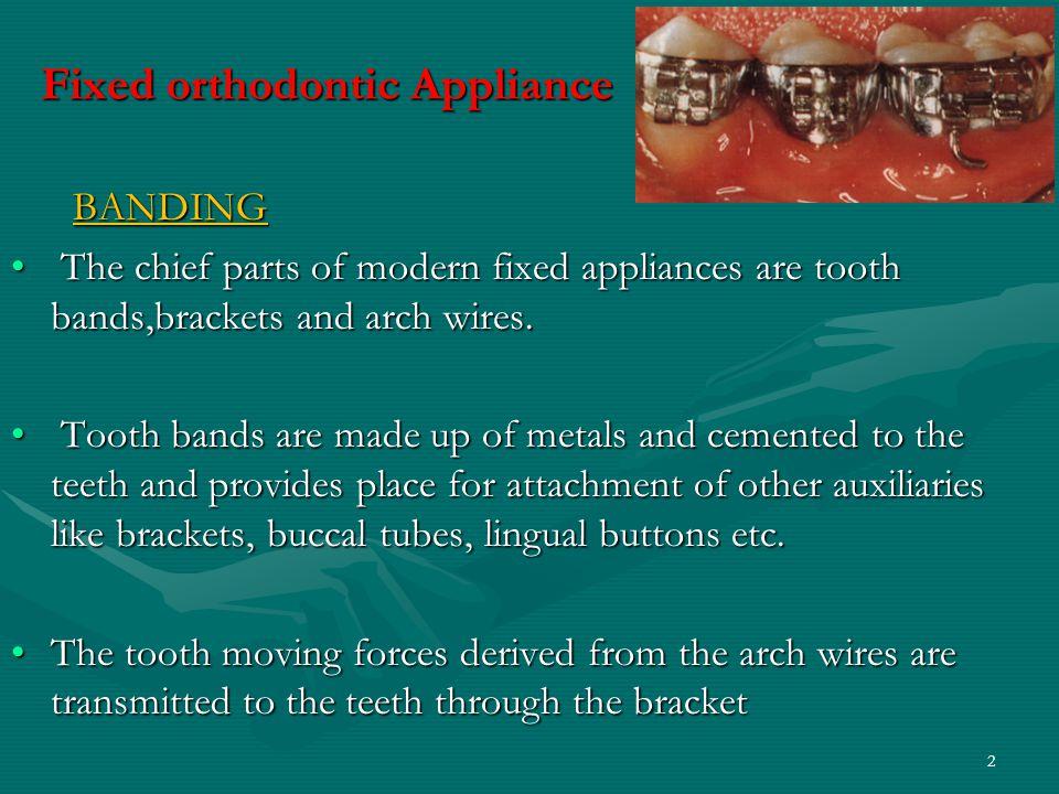 BONDINGIN ORTHODONTICS ORTHODONTICS Dr.Gyan P. Singh, KGMU ...
