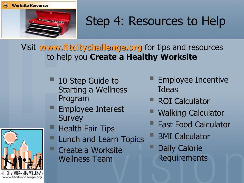 Julie Jackman Fit City Worksite Wellness Program Mecklenburg County