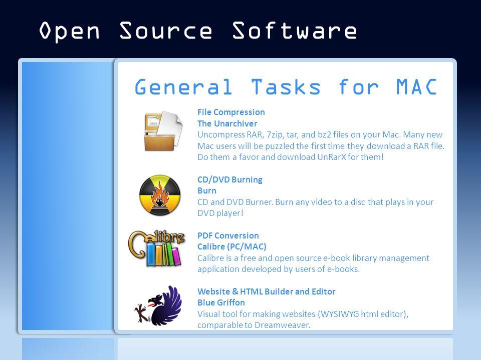 An Introduction To Open Source Software  OSS & User Ed  OSS & User