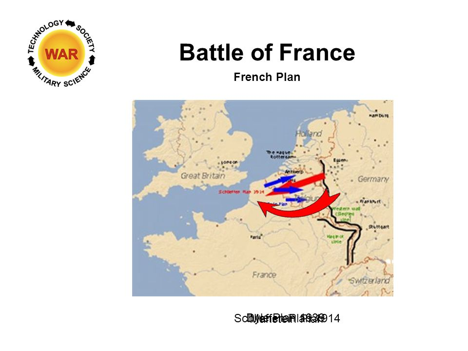 Lesson 13 Ww Ii 1940 Fall Of France Battle Of Britain Ppt