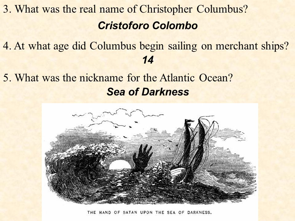 why did christopher columbus sail west