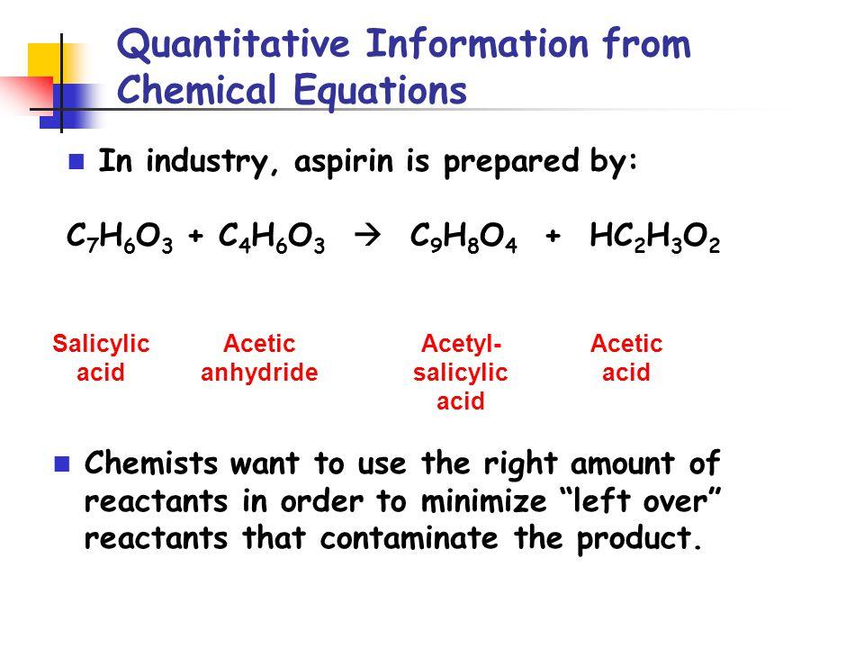 2 quantitative information