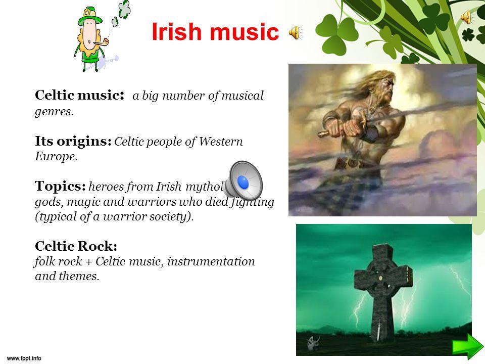 The Republic of Ireland  IRELAND LOCATION: North-Western