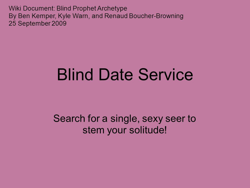 Browning dating service