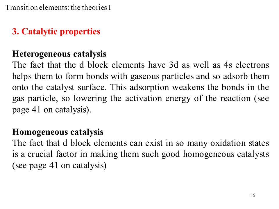 D block elements ppt.