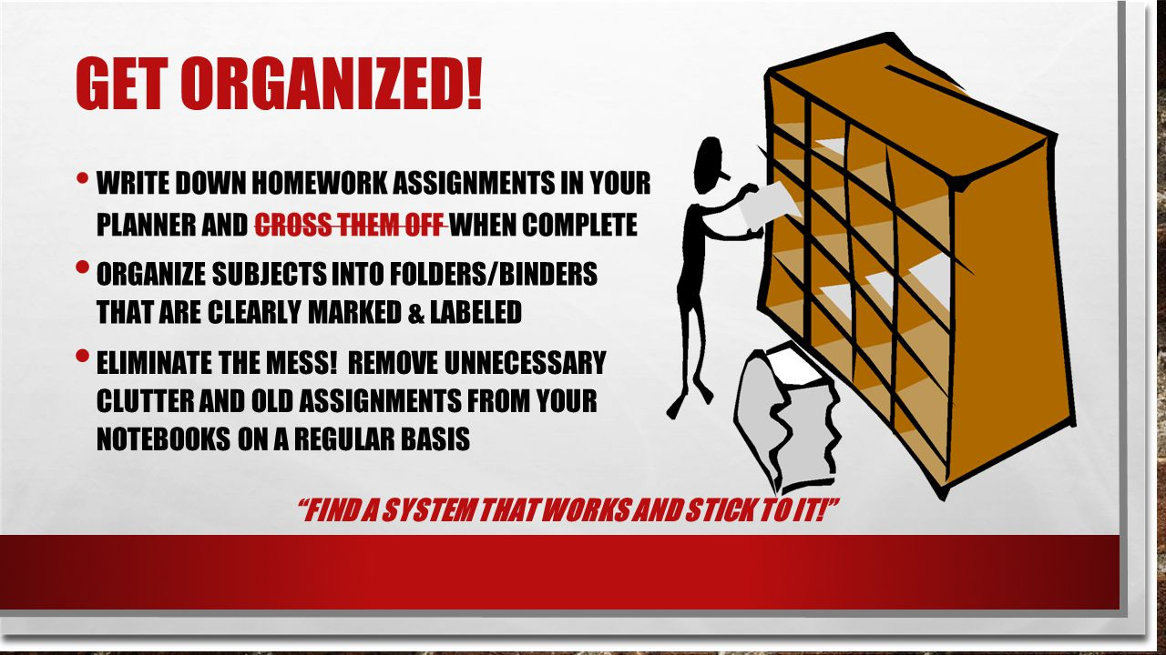 How to Become an Organized Student How to Become an Organized Student new images