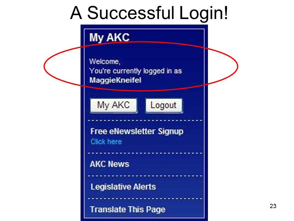 The AKC Website – A Tour Charley Kneifel 8/28/10 Parent Club