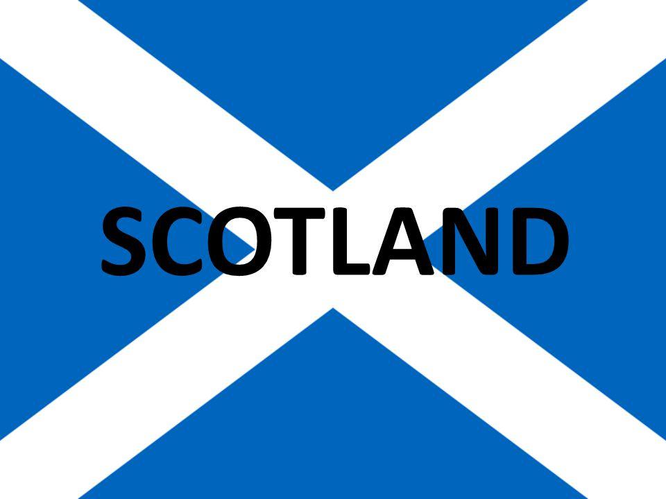 Scotland The Capital Of Scotland Is Edinburgh The Saint Patron Of