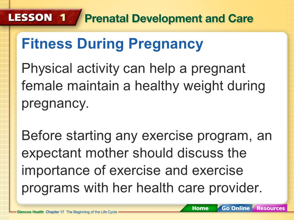 What to Eat While Pregnant Females at a healthy weight before becoming pregnant can gain between 25 and 35 pounds during pregnancy.