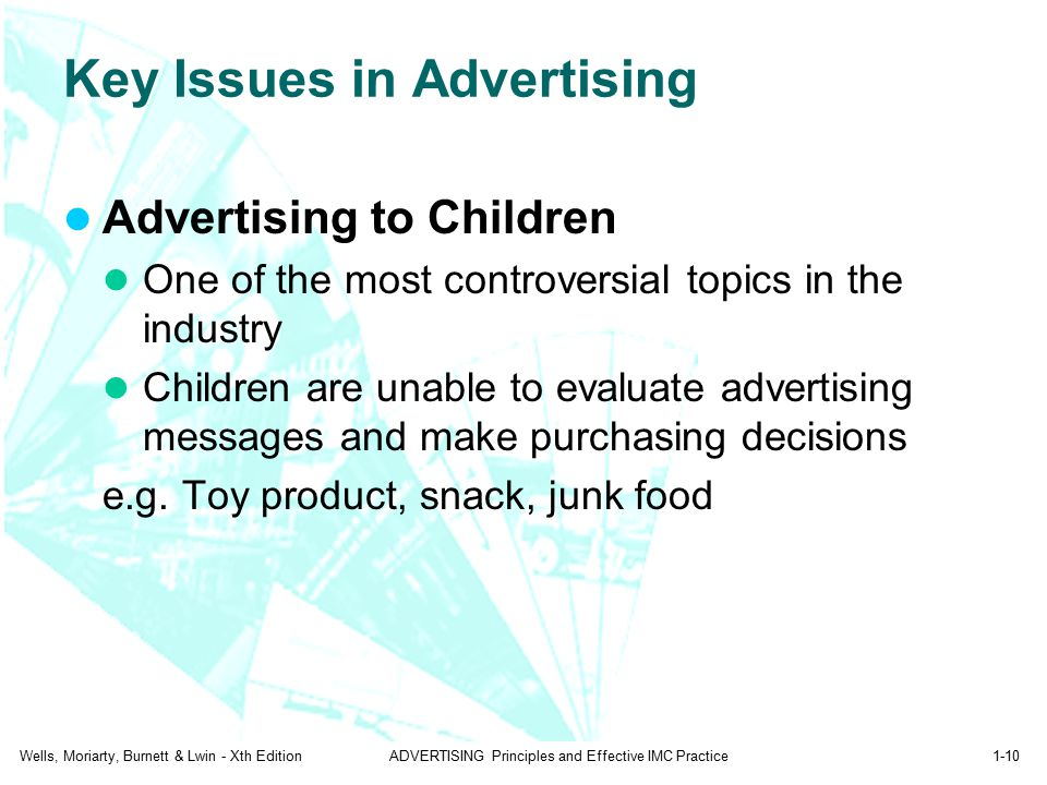 controversial topics in advertising