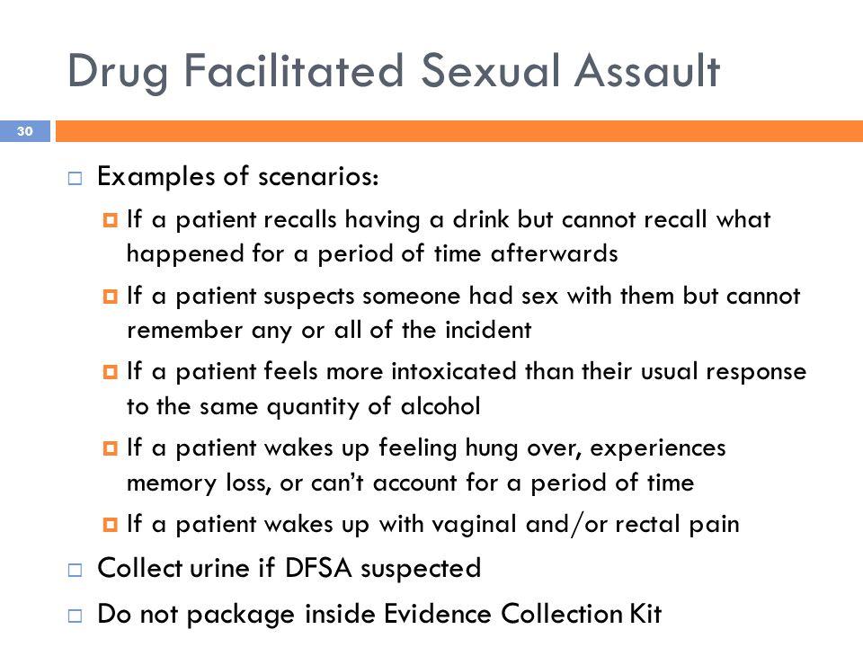 Treatment Of Sexual Assault Survivors In Illinois Treatment