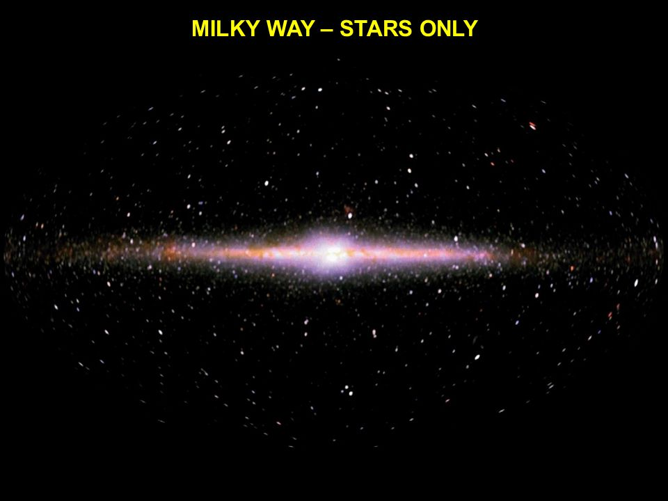 MILKY WAY – STARS ONLY