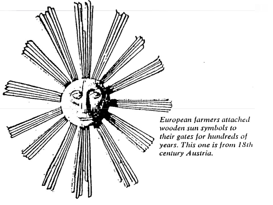 Stories About Artistic Representations Of The Sun Moon And Stars
