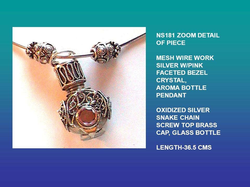 AROMA JEWELRY CATALOG. The Aroma Jewelry range, \'Bellezza\', has been ...